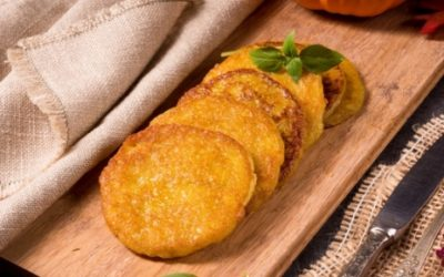 ROASTED PUMPKIN PIKELETS